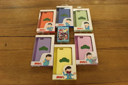 「おそ松さん」iPhone 6s/iPhone 6用 推し松ケースとトランプを合計7名様プレゼント