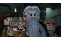 「レゴ ザ・ロード・オブ・ザ・リング」 小説から映画、トイ、そしてゲームに進化 画像