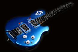 タチコマがオリジナルギターになって登場 ハンドメイドでハイスペックの70万円