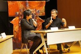 アニメ監督・細田守×建築家・隈研吾シンポジウムレポート 表現における日本と世界とは? 画像