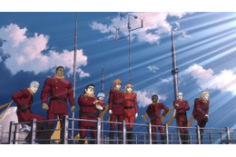「009 RE:CYBORG」が好発進  「攻殻機動隊S.A.C SSS 3D」超え 画像