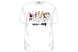 サイボーグ戦士が楽天ユニフォームのTシャツ登場 「009 RE:CYBORG」 画像