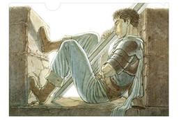 映画「ベルセルク 黄金時代篇 降臨」 限定クリアファイル付前売券11月17日発売 画像
