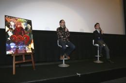 「009 RE:CYBORG」トークショー 神山健治監督と石井プロデューサーがティーチイン 画像