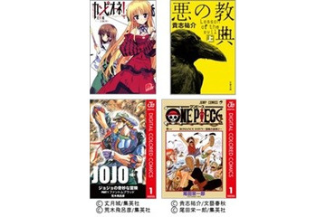 「BookLive! 電子書籍 年間ランキング2012」