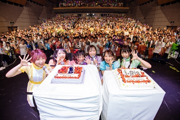 「i☆Ris結成5周年記念Live~5 years old! Everyone comes together☆~」