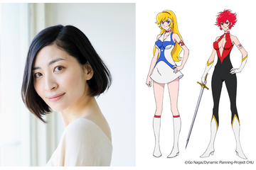 『Cutie Honey Universe』キューティーハニー/如月ハニー:坂本真綾(C)Go Nagai/Dynamic Planning-Project CHU