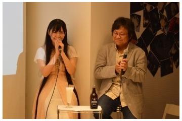小岩井ことりさん、佐藤順一監督が熱く語った 「M3~ソノ黒キ鋼~」SHIROBACOイベントを徹底レポ