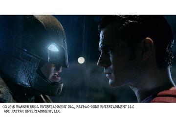 「バットマン vs スーパーマン」約3分半の壮絶バトル コミコン特別映像を公開