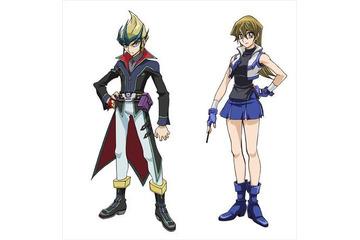 「遊☆戯☆王ARC-V」旧シリーズから登場の新キャラ設定画公開、SP番組放送も決定