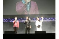 杉田智和さん、阪口大助さん、釘宮理恵さん