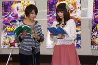 松本薫さん、中川翔子さん