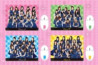 AKB48 USBマウス&3Dマウスパッドセット登場時期: 7月登場予定