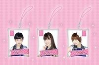 AKB48ミニクッション型携帯クリーナーストラップ チームA&チーム4登場時期: 7月登場予定※写真は3種だが、賞品は全32種。