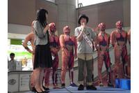 日本では奇抜なビジュアルも話題を呼んだが、アヌシーの観客は作品にどう反応するのだろうか?