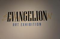 「EVANGELION ART EXHIBITION」