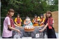 きこりの泉で開催された誕生会