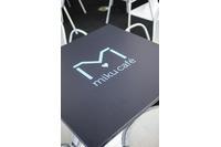 六本木ヒルズにオープンした初音ミク仕様のカフェ「miku cafe」