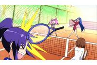 『てーきゅう』(C)ルーツ / Piyo / アース・スター エンターテイメント / 亀井戸高校テニス部