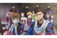 (c)SUNRISE/PROJECT G-AKITO  Character Design (c)2006-2011 CLAMP