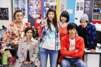 スタジオG3メンバー (C)UME,GENTOSHA COMICS