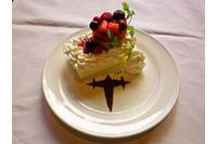 三つ星ケーキ