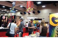 発表のあった2012年のコミコン会場の様子。多様化の進むコミコンだが、いまでも中心はコミック、そしてコミック業界にとっては最大のイベントだ。