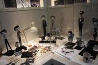 作品の魅力を作り出した人形の数々。