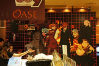 『009 RE:CYBORG』カフェ