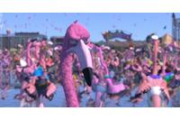2012年CG部門優秀作品『フラミンゴ・プライド/Flamingo Pride』