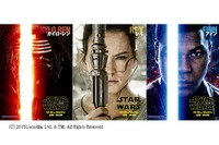「スター・ウォーズ/フォースの覚醒」J.J.エイブラムス監督、主要3キャストの来日決定 画像