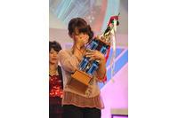 優勝者:岡本菜摘さん