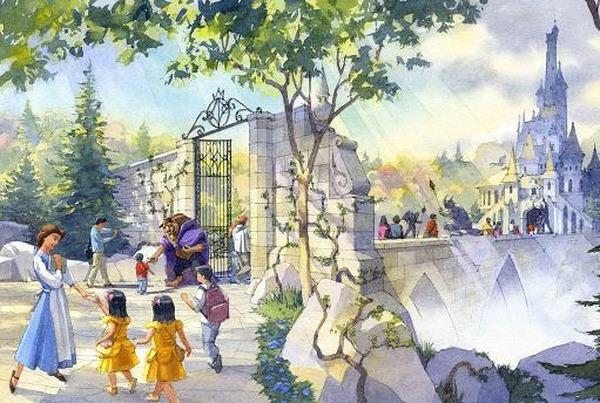 東京ディズニーリゾート開発構想で、「アナ雪」「美女と野獣 ...