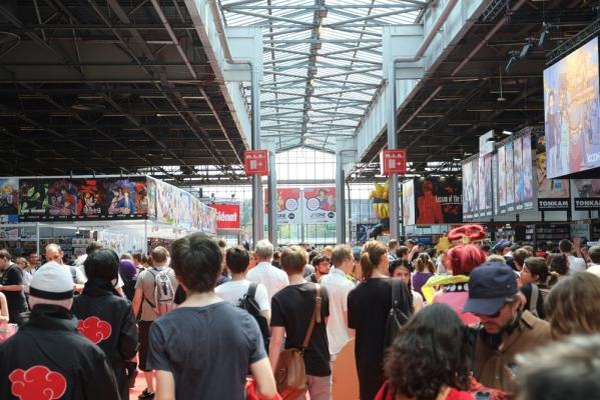 Stands Japan Expo 2015 : パリ・japan expoに約 万人、日本エリアに日本企業が多数出展 アニメ!アニメ!