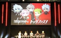 「Fate/Apocrypha」赤の陣営と黒の陣営、どっちが魅力的? キャスト陣がトーク【FGOフェス】 画像