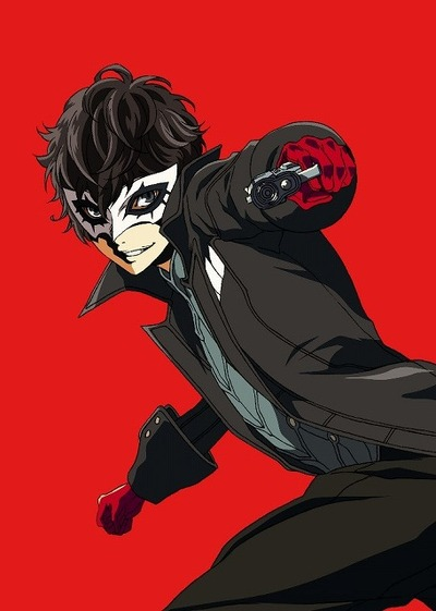 (C)ATLUS (C)SEGA/PERSONA5 the Animation Project