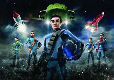 (c) ITV Studios Limited / Pukeko Pictures LP 2015 All copyright in the original ThunderbirdsTM series is owned by ITC Entertainment Group Limited.