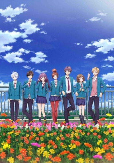 (C)2013 HoneyWorks & INCS toenter Inc. All Rights Reserved. (C) HoneyWorksMovie