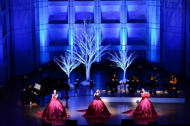 "「Christmas Premium LIVE 2015 ""Kalafina with Strings""」"