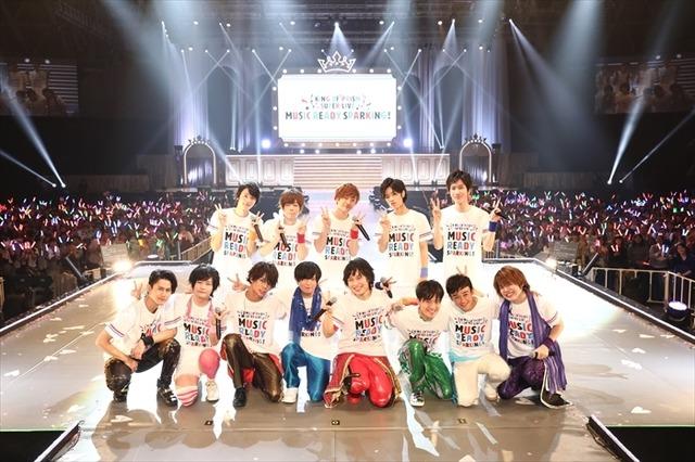 「キンプリ」初の単独ライブに2万人が大歓声!「PRIDE the HERO」BD\u0026DVDは18年1月26日発売