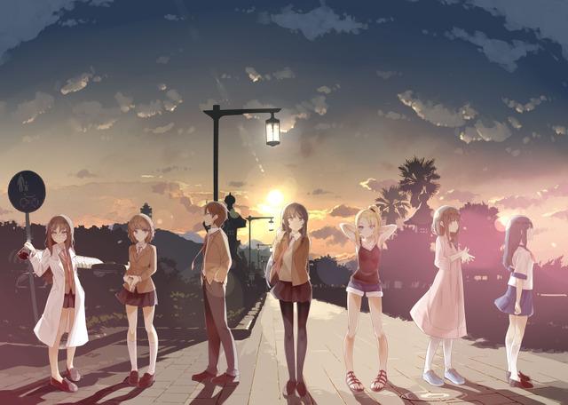 145607 - Seishun Buta Yarou wa Bunny Girl Senpai no Yume o Minai [13/13] [HnF][BD][MG-1F] - Anime no Ligero [Descargas]