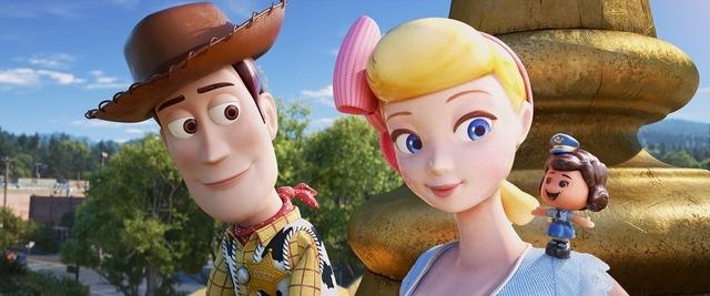 『トイ・ストーリー4』(C)2019 Disney/Pixar. All Rights