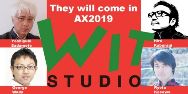 Anime EXPO 2019「WITSTUDIO featuring Ani-Sta」