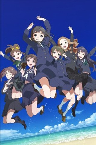 「Wake Up, Girls!」(C)Green Leaves/Wake Up, Girls!製作委員会
