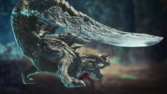 『モンハンワールド:アイスボーン』酸を駆使するディノバルド亜種のゲーム映像―瘴気の谷の死闘