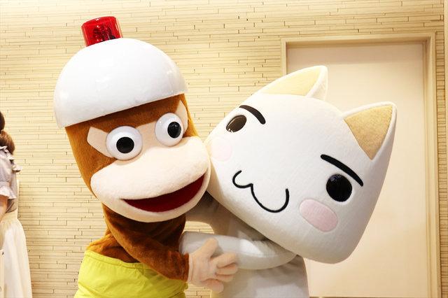 東京駅一番街「ピポサルとトロのおみせ」に行ってきた!グリーティングでは一緒に撮影も