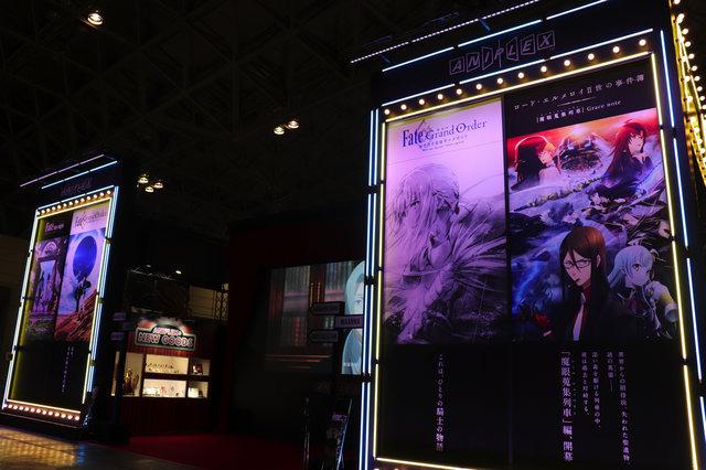 『Fate』TVアニメ&劇場版が大集合!スタンプラリーも楽しめるアニプレックスブース