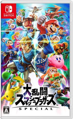 (C)2018 NintendoOriginal Game: (C)Nintendo / HAL Laboratory, Inc.Characters: (C)Nintendo / HAL Laboratory, Inc. / Pokemon. / Creatures Inc. / GAME FREAK inc. / SHIGESATO ITOI / APE inc. / INTELLIGENT SYSTEMS / Konami Digital Entertainment / SEGA / CAPCOM CO., LTD. / BANDAI NAMCO Entertainment Inc. / MONOLITHSOFT / CAPCOM U.S.A., INC. / SQUARE ENIX CO., LTD.
