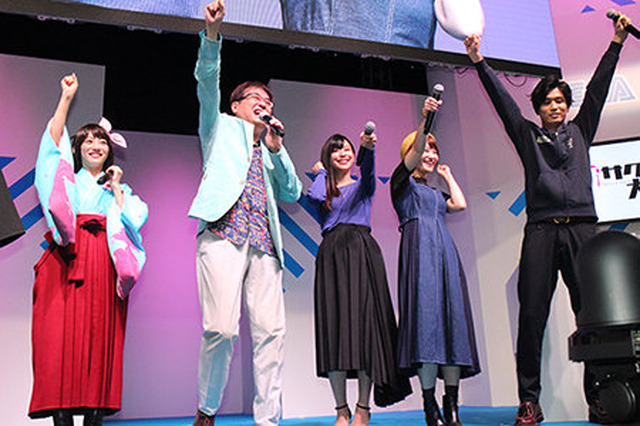 「セガさんの本気とみんなの愛がうれしい」―舞台化も発表!田中公平氏が語り倒した「新サクラ大戦」4日目ステージレポート【TGS2019】
