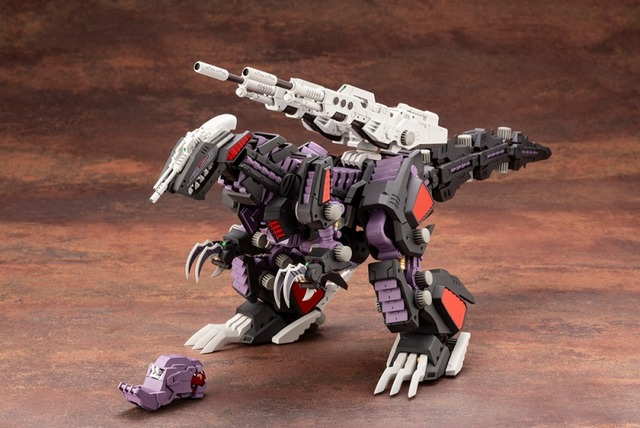 HMMゾイド「EZ-026 ジェノザウラー リパッケージVer.」8,200円(税抜)(C)TOMY ZOIDS is a trademark of TOMY Company,Ltd.and used under license.